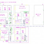 GH上前津ルームマップ GH Kamimaezu room map