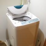 洗濯機(女性専用)