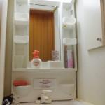 1階洗面台②