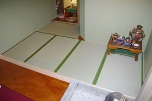 1階 茶室小部屋